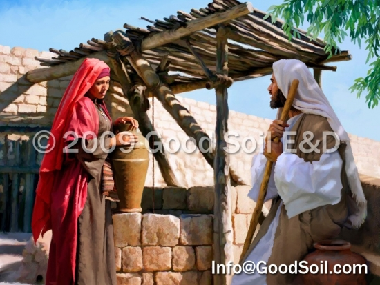 NT-09 Encounter with a Samaritan Woman