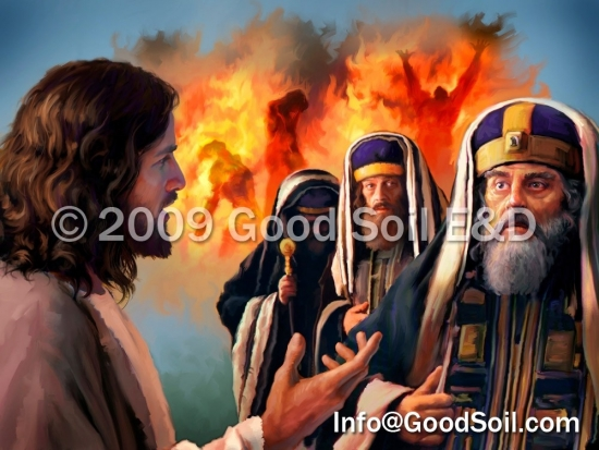 NT-16 Jesus' Teaching About Hell