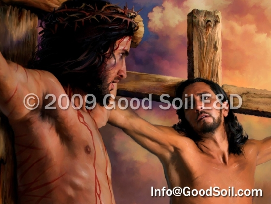 NT-24 Jesus' Death & it's Provision for Mankind