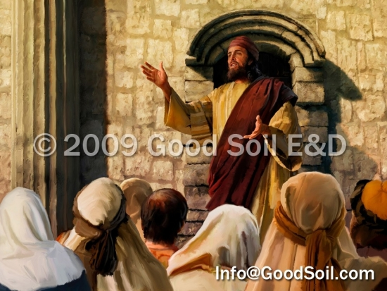 NT-29 The Gospel of Jesus & the Jews in Jerusalem