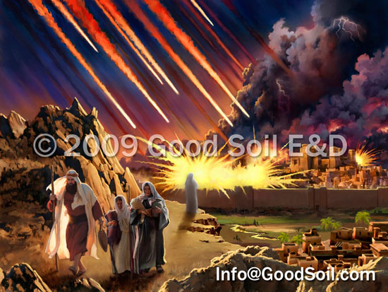 OT-18 Destruction of Sodom