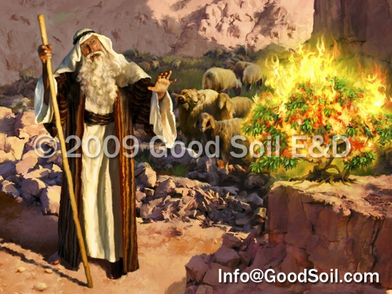 OT-24 Moses' Call to Leadership
