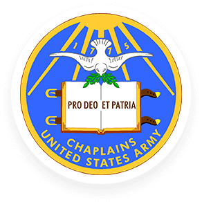 US Army Chaplains Badge
