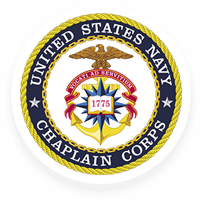 US Navy Chaplain Corps Badge